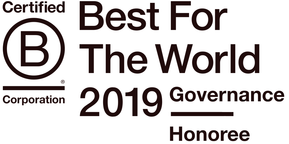 Best for the World - B Corp 2019