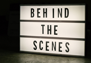 Behind the Scenes in PR